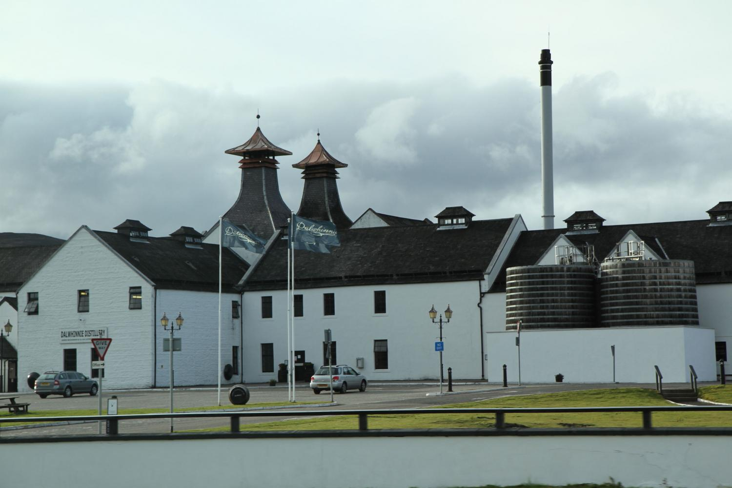 Dalwehinnie Distillery